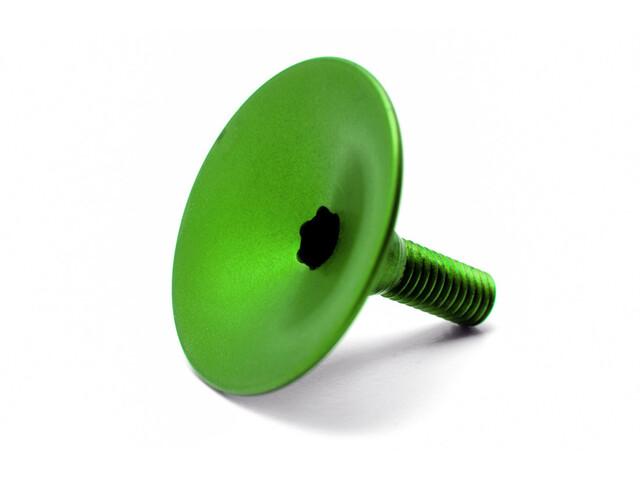 absoluteBLACK Capuchon supérieur, froggy green